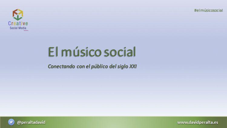 Cómo preparar una ponencia en 5 sencillos pasos: #elmúsicosocial