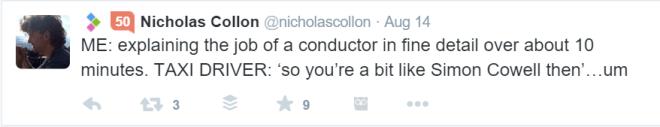 Nicholas Collon nicholascollon humor Twitter