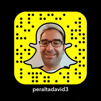 Snapchat David Peralta