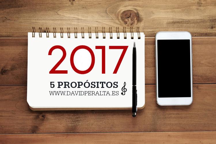 Los 5 propósitos para el 2017 de tu marca musical en redes sociales
