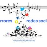Los 5 errores en redes sociales en el mundo de la música