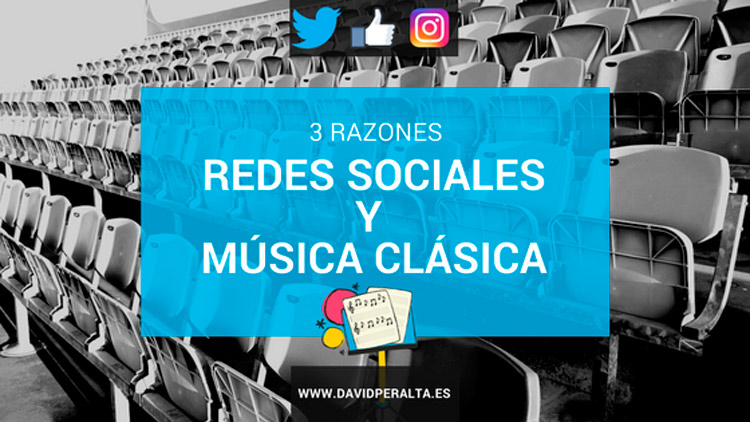 3 razones por las que música clásica y redes sociales son inseparables
