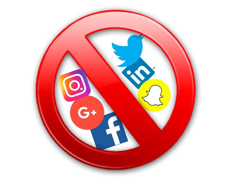 6 razones por las que haces mal uso de las redes sociales sin saberlo