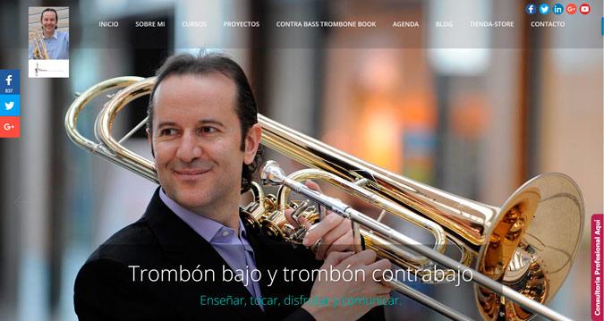 Blog de Javi Colomer, trombón
