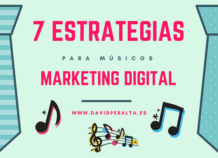 EStrategias de marketing músicos