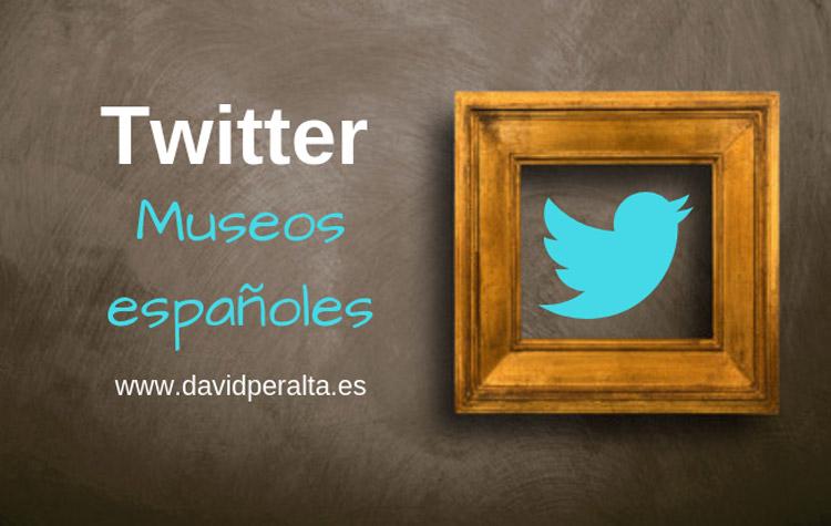 Museos en Twitter David Peralta Alegre