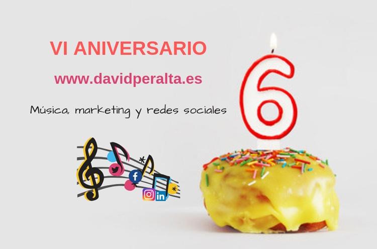 6 aniversario David Peralta Alegre