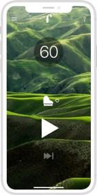 Focus@Will es una aplicación que aumneta tu concentración para mejorar la gestión de tu tiempo.