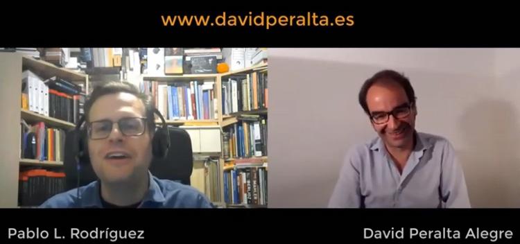 Conversación con Pablo L. Rodríguez y David Peralta Alegre