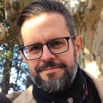 Perfil de Pablo L. Rodríguez en Twitter