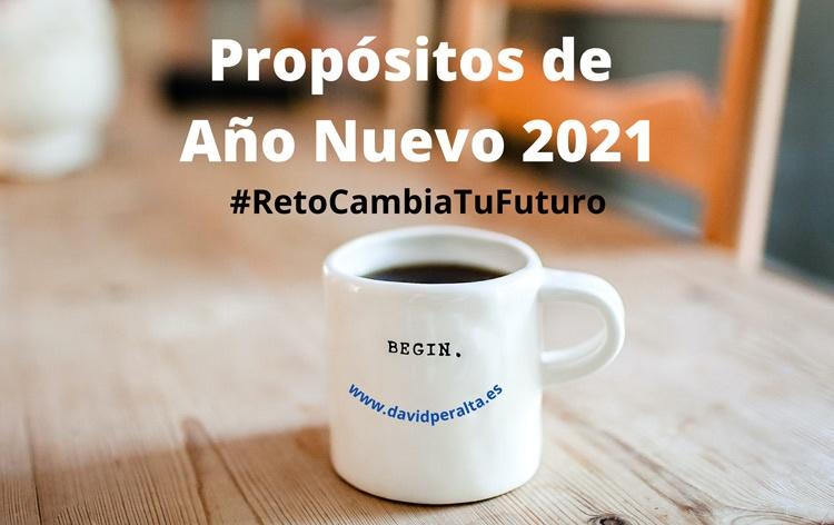 Propósitos de Año Nuevo 2021