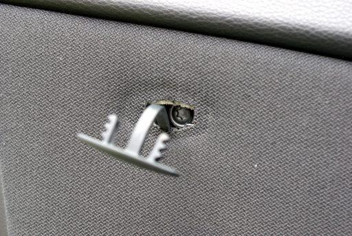 Torx Head Fixing Behind Airbag Logo
