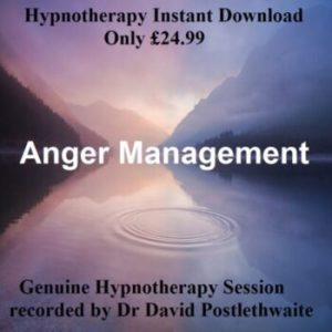 Hypnotherapy Anger Management