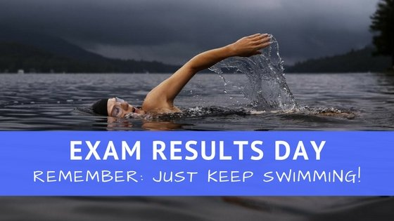 Exam results day