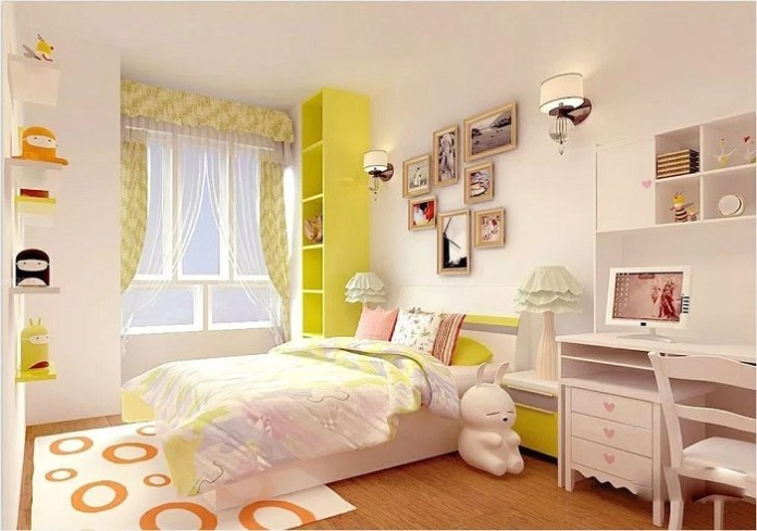 Decorating Girly And Cute Bedroom Ideas For Teenage Girl ...