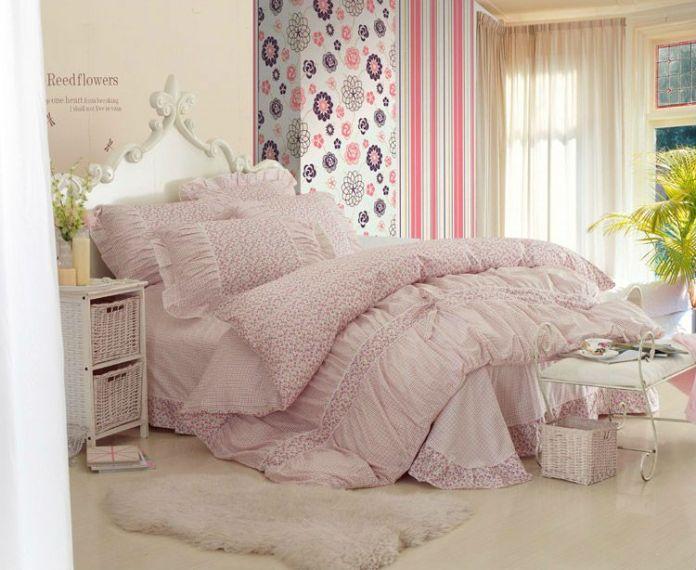 Korean Cotton Bedsheet