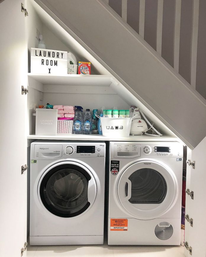 Make a Laundry Room