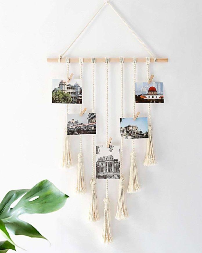 Make a Hanging Display
