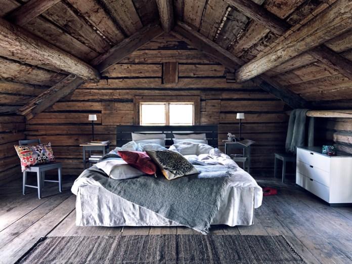 Bohemian Bedroom in the Attic