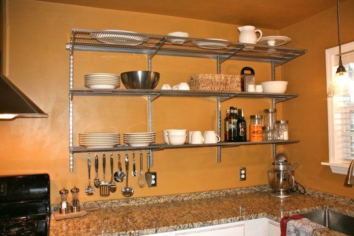 Use Vertical Shelf