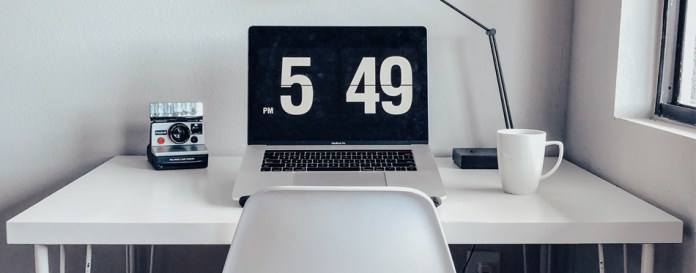Easy Ways To Arrange A Narrow Workspace For A Comfortable Work From Home