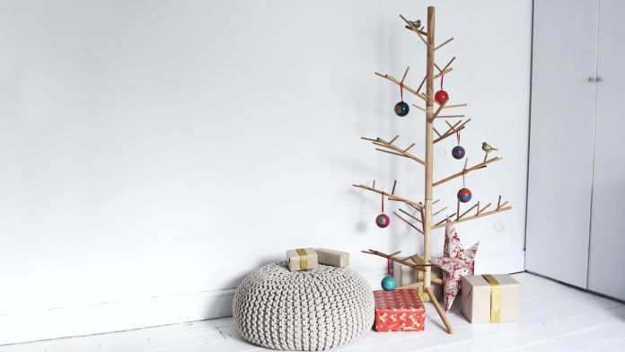 Minimalist Unique Christmas Tree