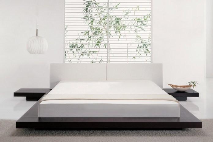 Minimalist Japanese Bedroom
