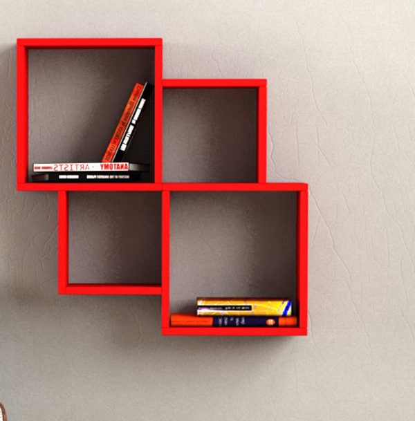 Simple and Modern Wall Shelf