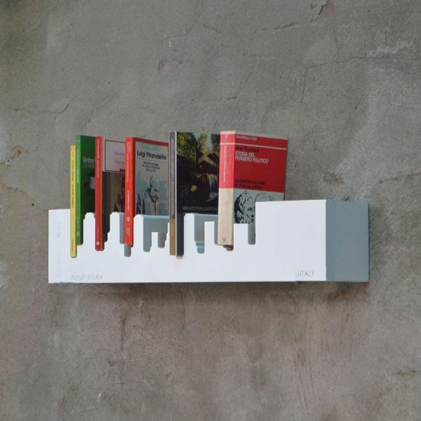 Skyline Style Wall Shelf