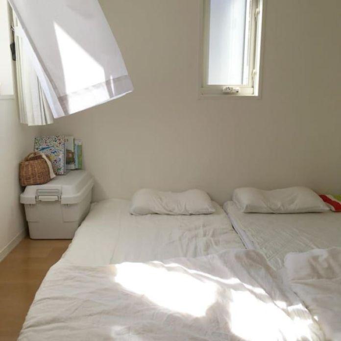 Futon Couple Bed