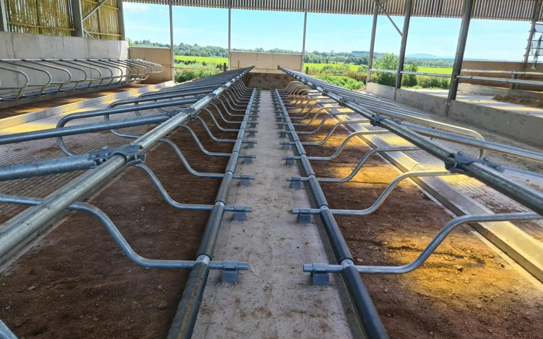 Supplied & Fitted: Spinder Cosmos Cubicles