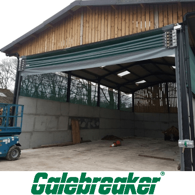 Galebreaker Doors and Ventilation Systems