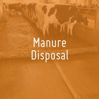 Manure Disposal