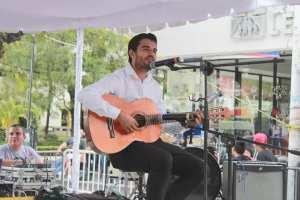 David Renteria en Chapultepec