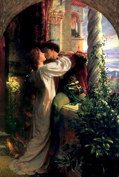 Romeo and Juliet - Fun with the Balcony Scene - David Rickert