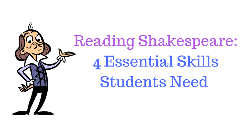 Reading Shakespeare-4 Essential SkillsStudents Need.png