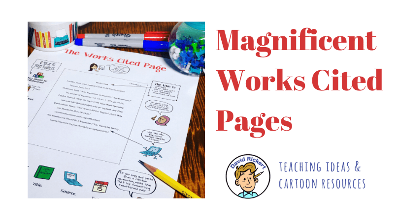 Magnificent Works Cited Pages