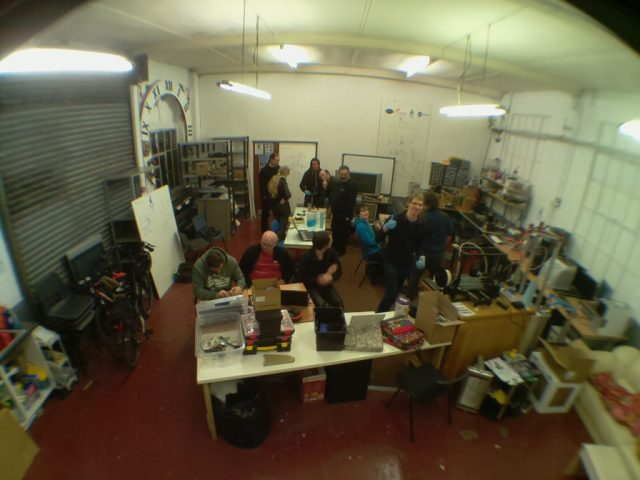 So Make It Hackerspace 10 March 2015