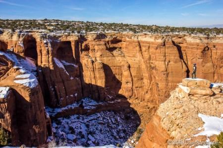Long Canyon Overlook