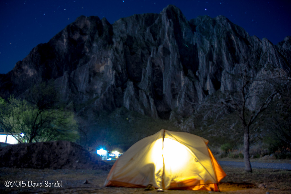 Big Agnes Tent Glow