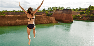 Chiang Mai Cliff Jumping