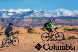 Columbia Sportswear Sponsor