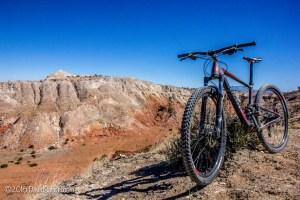VanLife White Mesa Mountain Biking Santa Fe
