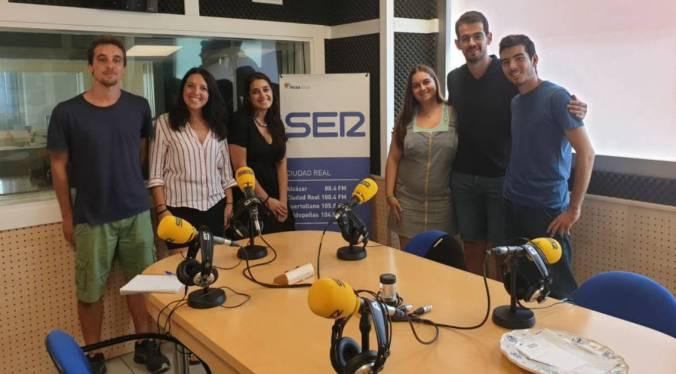 Proyecto Erasmus Cadena SER