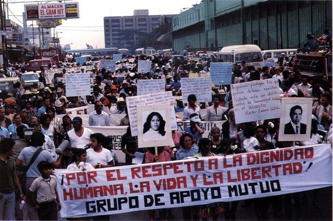 Image 1  GAM protest