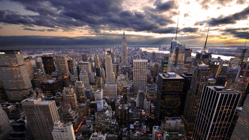 Dysfunctional Nations, Rising Cities