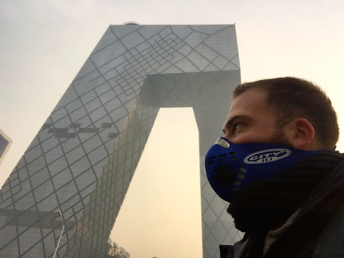 Choosing an Air Pollution Mask for China