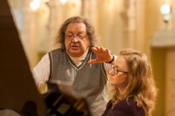 Masterclass with Alexander Bonduryanskiy