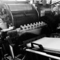 One of the machines at the Salesian Press in Sliema © All rights reserved David Schembri