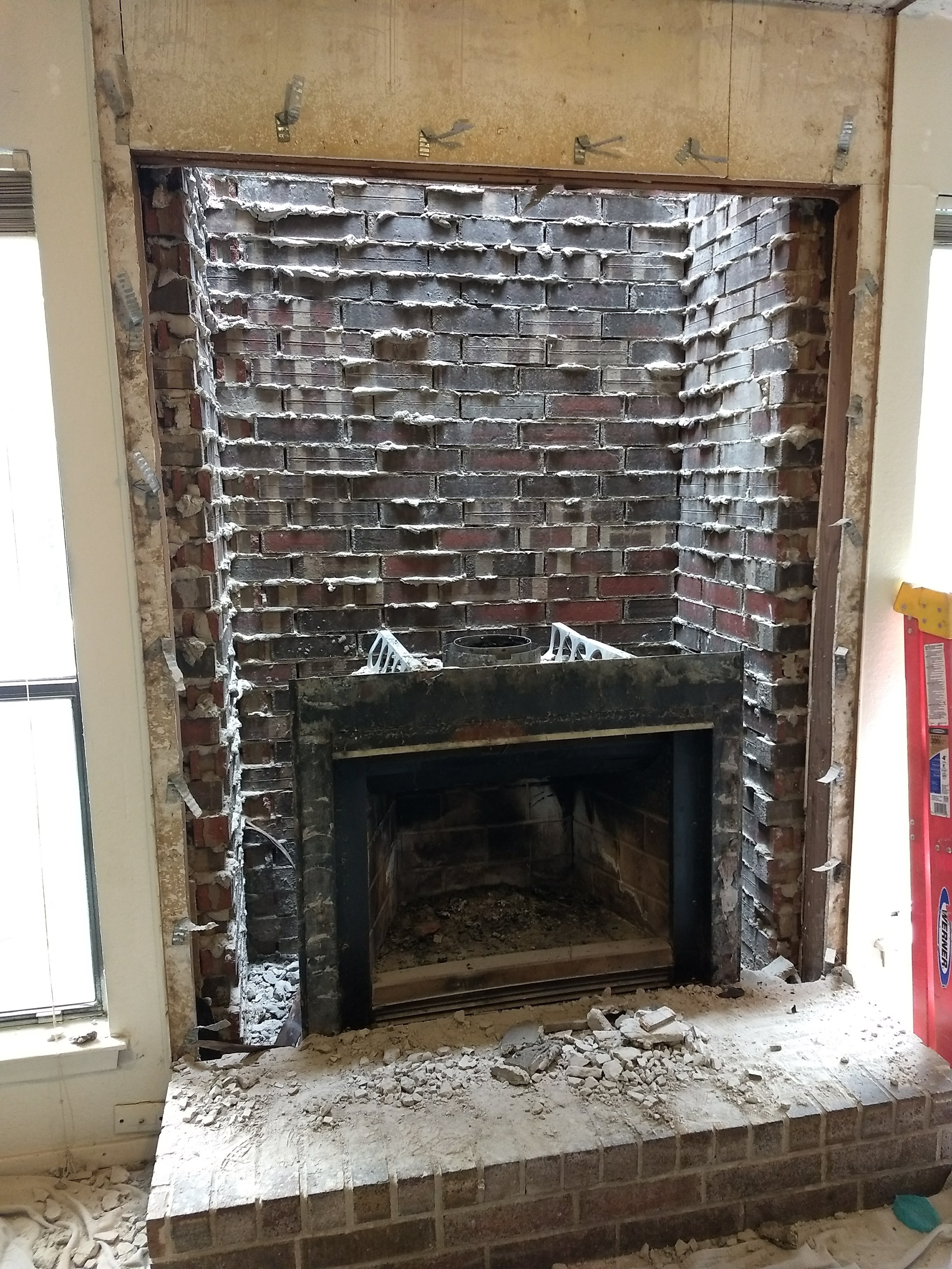 Chimney And Fireplace Repairs Fort Worth Springtown Tx